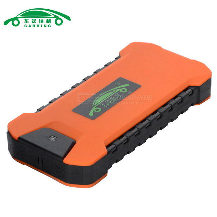 Carking 18000mAh 12V Car Emergency Mini Power Bank - Orange (US Plugs)