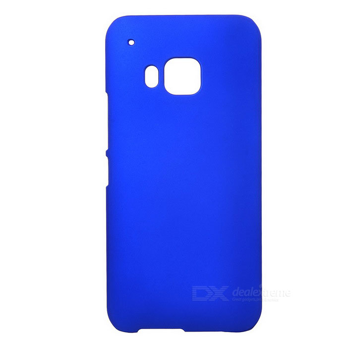 Protective PC Back Case for HTC M9 - Dark Blue
