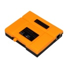 RJ12 RJ45 LAN Phone Network Cables Tester Tracker - Orange + Black