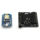 NodeMcu Lua Wi-Fi ESP8266 Development Board + NodeMcu Base Board