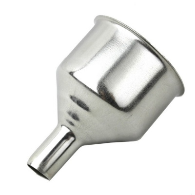Stainless Steel Funnel - Silver