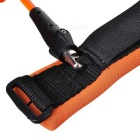 Baby Safety Anti-lost Retractable Bracelet - Orange + Black