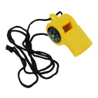 Outdoor Sports Escalada Ciclismo Whistle w / Cord