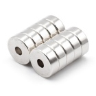 D15 * 5-5mm Round Super Strong magneetit w / Hole (10PCS)