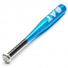 Metal Baseball Bat - Blue (50cm)