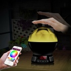 Regulable Bluetooth inteligente bombilla LED w / altavoz de la música / Smartphone App