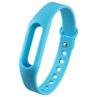 "Hengjiaan 0.69"" OLED Bluetooth Bracelet Heart Rate Monitor - Blue"