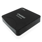 EMISH X750 Smart TV Box w / 1GB RAM, 8GB ROM - Black (US zástrčky)