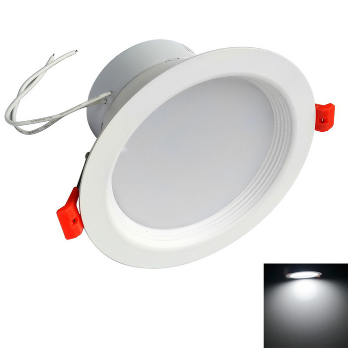 Jiawen 12W 24-5730 SMD LEDs 960lm Cold White Light LED Ceiling LightCeiling Light<br>Form  ColorWhiteColor BINCool WhiteQuantity1 DX.PCM.Model.AttributeModel.UnitMaterialPlasticPower12WRated VoltageAC 85-265 DX.PCM.Model.AttributeModel.UnitChip BrandOthersEmitter TypeOthers,5730SMDTotal Emitters24Theoretical Lumens960 DX.PCM.Model.AttributeModel.UnitActual Lumens960 DX.PCM.Model.AttributeModel.UnitColor Temperature12000K,Others,6000~6500KDimmableNoBeam Angle60 DX.PCM.Model.AttributeModel.UnitExternal Diameter14 DX.PCM.Model.AttributeModel.UnitHole diameter11 DX.PCM.Model.AttributeModel.UnitHeight7 DX.PCM.Model.AttributeModel.UnitOther FeaturesInput line: 10 cmPacking List1 * LED Ceiling Light<br>