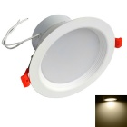 Wired 3000~3200K High Bright LED Panel Ceiling Lamp (AC 85~265V)