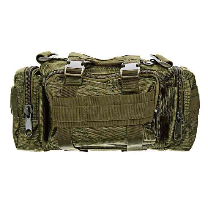 CTSmart Outdoor Multifunctional Hiking Daypacks - Army Green