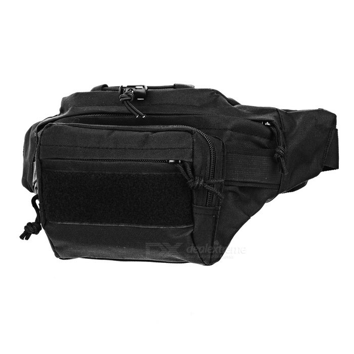 CTSmart Outdoor Multifunzione Tattica Waist Pack - Nero