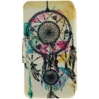 SZKINSTON Dreamcatcher Pattern PU Case for IPHONE 6/6S - Green + White