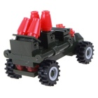 Children's Puzzle Assembly Educational Toy Assault Vehicle