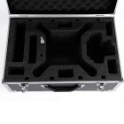 Black Aluminum Protective Carrying Hard Case Trolley for DJI Phantom 4