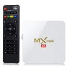 4K Quad-Core Android 6.0 H.265 Wi-Fi / BT 4.0 1GB / 8GB Smart TV Player