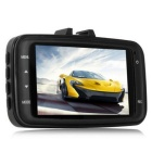 GS8000L 1080P Full HD 12MP 120 Degree Angle Car DVR Recorder Camera