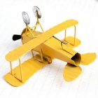 Vintage Model Plane Creative Decorative Furnishing Articles