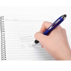 SZKINSTON Rainbow 2 in 1 Ballpoint Touch Pen - Random Color