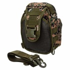 CTSmart BL050 Mini Tactical Sling & Messenger Bag - Digital Camouflage