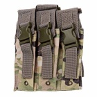 SW1008 Leg Mounted 3-pocket Cartridge Holder for MP5 - CP Camoflouge
