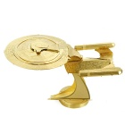 Educational Brass Three-Dimensional Jigsaw Assembling Model Toy