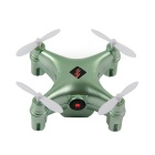 WLtoys Q343 Mini Remote Control Quadcopter в формате RTF - зеленый