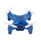 Wltoys Q343 Mini Remote Control Quadcopter RTF - Blue