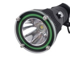 Linterna de buceo de LED Neutral RichFire SF-928 1200lm - Negro
