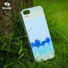 Benks Mololo Memo Series TPU Защитные чехлы для IPHONE SE - Blue
