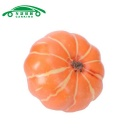 Mini Artificiell Faux Vegetabiliska Fall Harvest Pumpa - Orange
