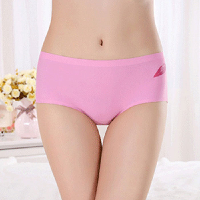 Female Sexy Meryl Underwear Briefs - Pink