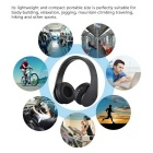 4-in-1 Multifunctional Wireless Stereo Bluetooth Headset - Black
