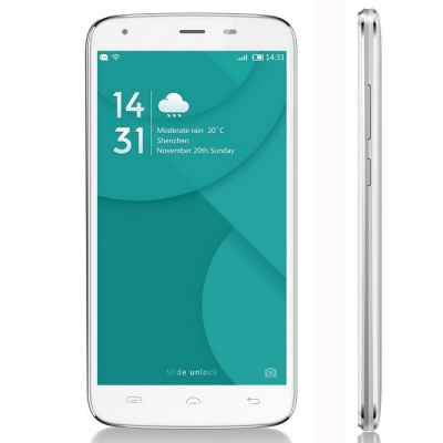 DOOGEE T6 Pro Android 6.0 4G Phone w/ 5.5