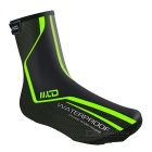 MLD reflectantes Zapatos Snowproof impermeables - Verde (Tamaño 42)