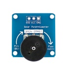 Single Joint Gear Potentiometer Sensor Module for Arduino - Blue
