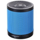 ZEALOT Portable Subwoofer Stereo Bluetooth Speaker - Black + Blue