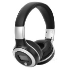 ZEALOT Stereo Wireless Bluetooth Headset - Dimgray + Silver