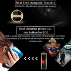 Waterproof GPS Tracker SOS Emergency Monitoring Deep Position Alarm