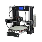 Anet Atualizado Printer A6 High Precision RepRap Prusa i3 DIY 3D - Black