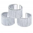 Charming Wire Winding Bracelet (3-Pack)