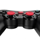 Wireless Bluetooth V3.0 Game Console Controller Sony PS3 - Black + Red