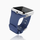 GD19 Bluetooth Smart Watch w / Экран камеры для Android / iOS - Синий
