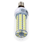 ZIQIAO YM5772 E14 8W 72-SMD LED Cold White Light Bulb Corn Lamp