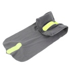 Ultra-soft Neck Pillow Suporte / Napping Pillow - cinza