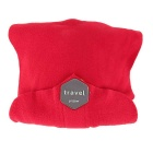 Buy Ultra-soft Neck Support Pillow / Napping - Red