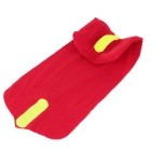 Ultra-soft Neck Support Pillow / Napping Pillow - Red