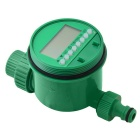 Water Timer Garden Irrigation Controller Water Programs System - Green