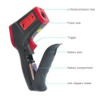 "1.5"" Screen A530 Infrared Thermometer (26°F~986°F / -32°C to +530°C)"
