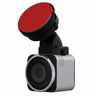 Mini FHD 1080P Wisconsin-Fi F1.8 CMOS 2.0MP Loop Enregistrement Caméscope DVR voiture + Double USB Car Charger